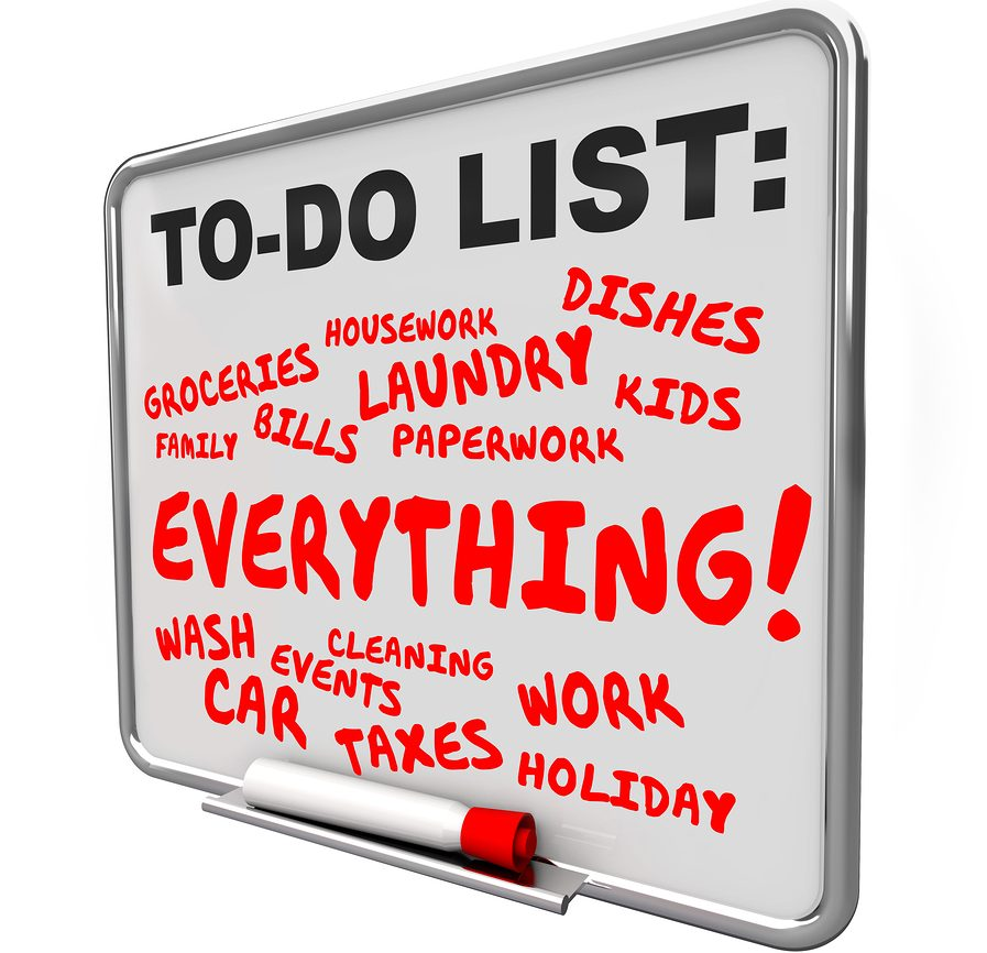 We can do you to-do-list